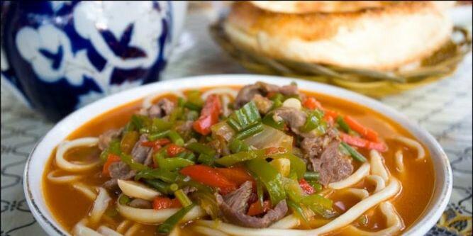 Первые блюда узбекской кухни рецепты с фото